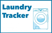 Laundry Tracker Button